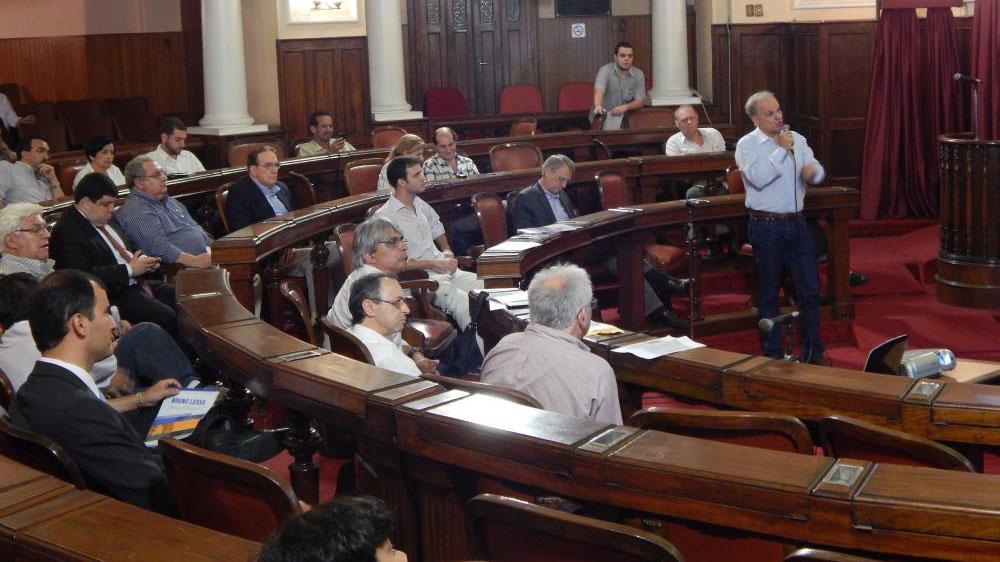 Mais saúde e Menos impostos (Audiência Pública)